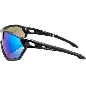 Alpina S-Way CM+ Lunettes, black matt